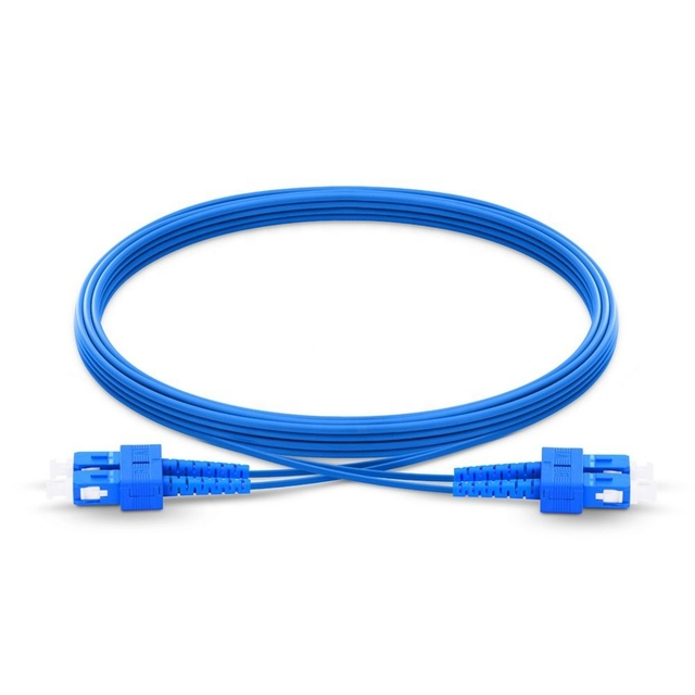Indoor Fiber Optic Armored Cable Patch Cord /Cable / Jumper with  SC FC LC ST connectors